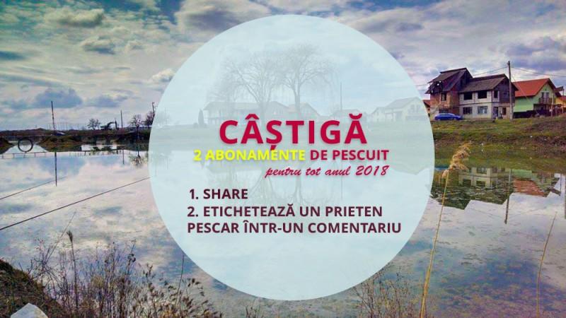 Concurs Hanul pescarilor Garofita