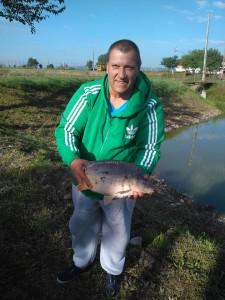 Pescuit in Sancraiu de Mures